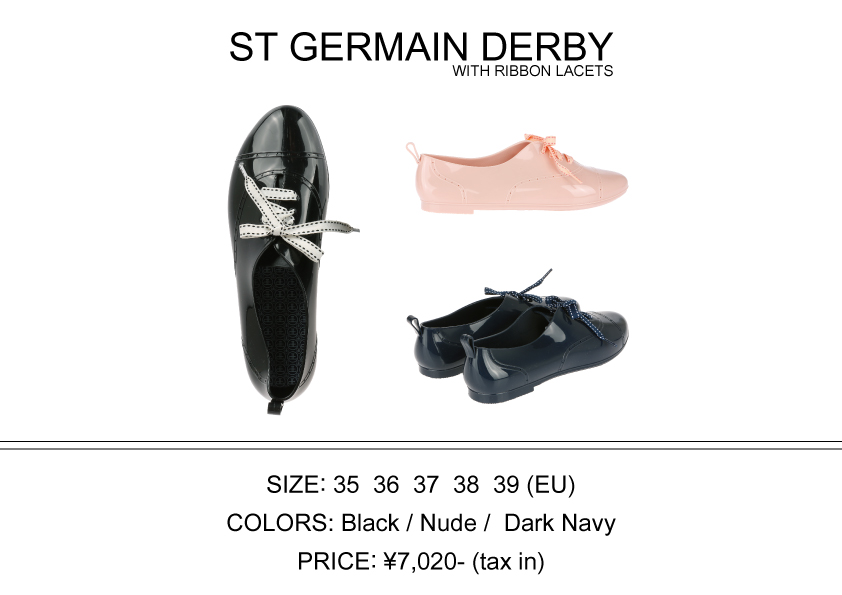 ST GERMAIN DERBY
